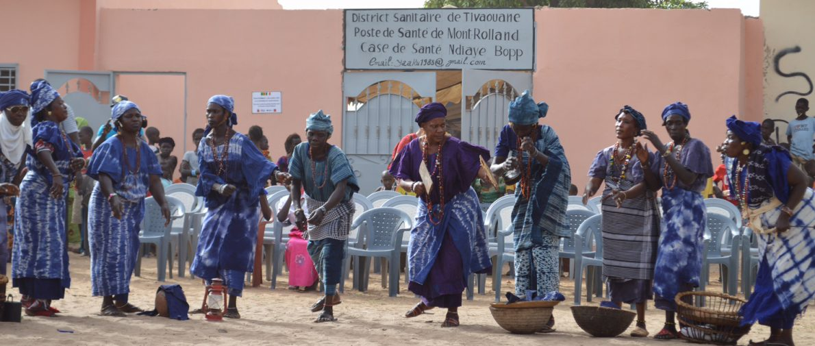 Viaggio a Dakar
