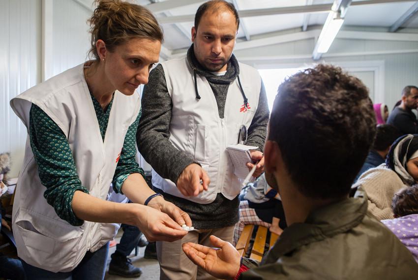 Festa di solidarietà per il progetto di Medici senza frontiere