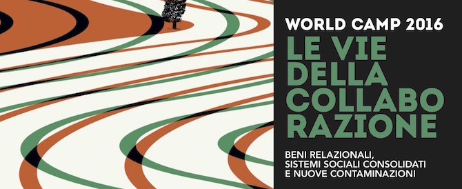 World Camp 2016, dal 10 al 12 novembre a Monticchiello