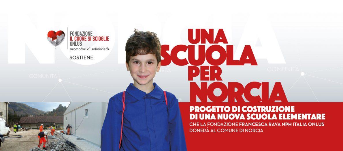 Una scuola per Norcia: il progetto