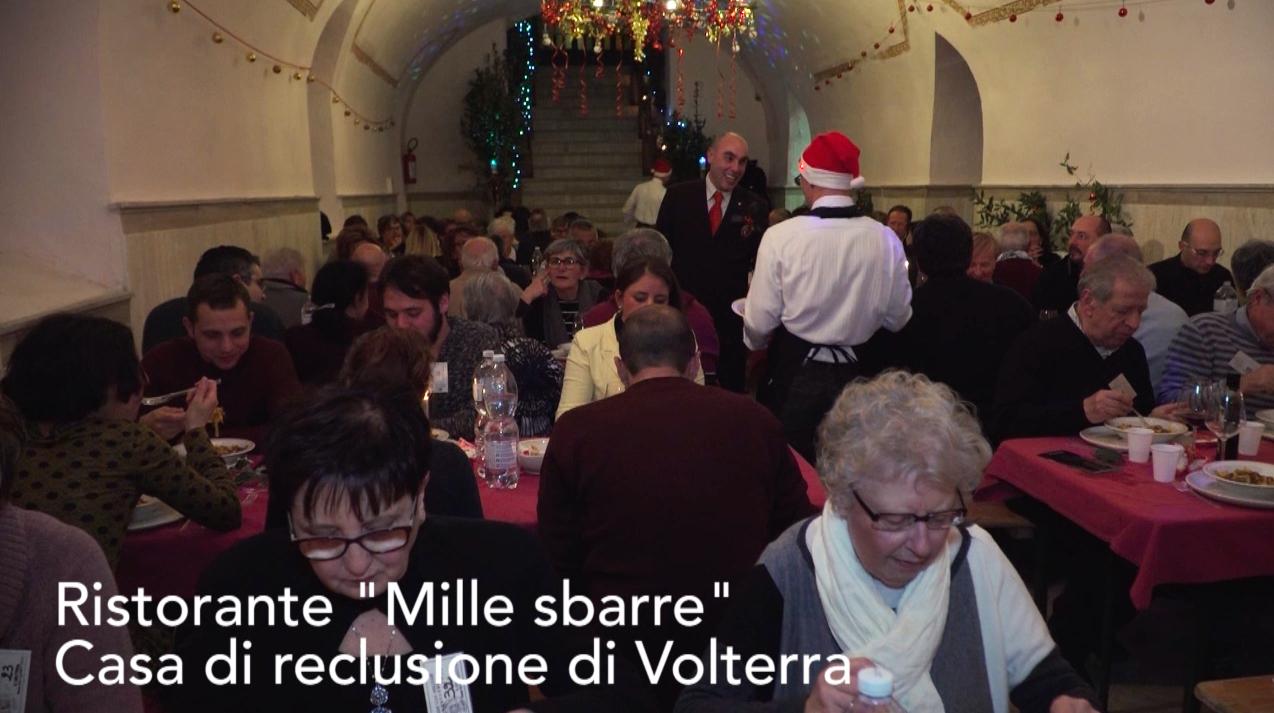 Oltre 100 partecipanti alla Cena Galeotta del 16 dicembre a Volterra