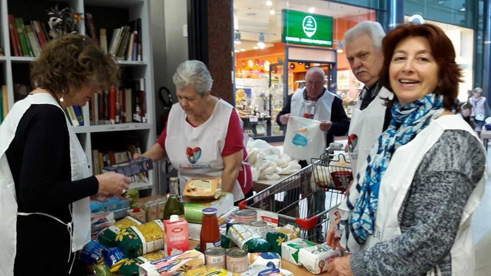 """Raccolta alimentare, Mangani: """"Si rinnova il patto di solidarietà"""""""