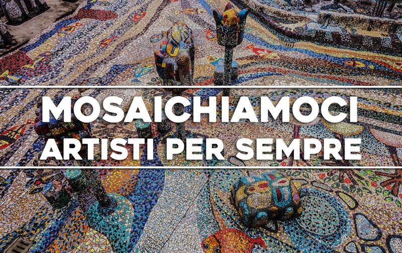 Mosaichiamoci si presenta il 10 maggio