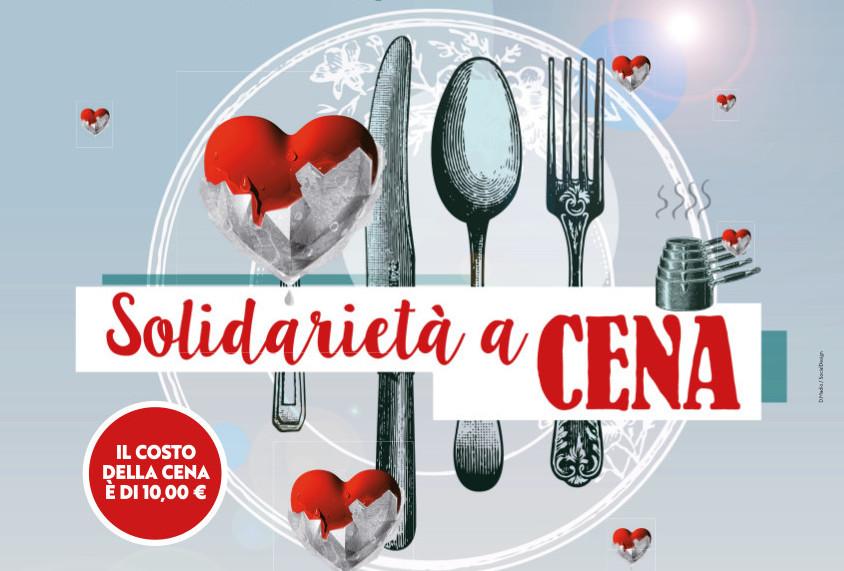 Il 6 luglio solidarietà a cena al Parco*Prato