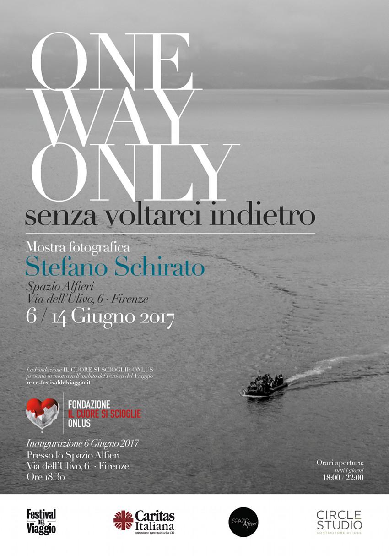 """""""One way only"""" fa tappa allo Spazio Alfieri"""