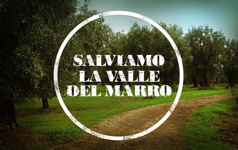 #SalviamolaValledelMarro, la campagna su Eppela